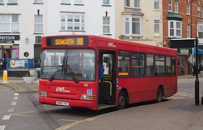 SN03YCF - Seaton (seafront)