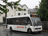 MX54WMA - Tavistock (bus station) - 25.8.10