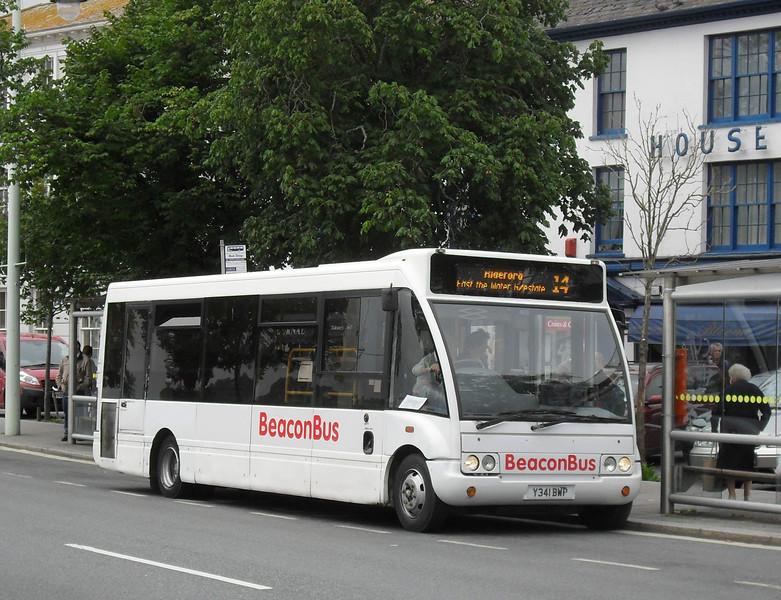 Y341BWP - Bideford (quay) - 9.8.10