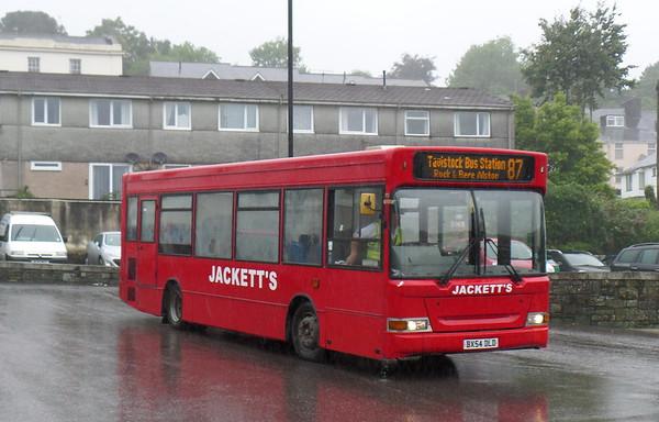 Jackett's Coaches