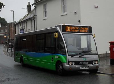 YJ07VTA - Dorchester (Trinity St)