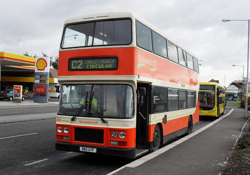 282 - D82UTF - Somerford (Sainsburys) - 28.1.10