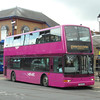 134 - T134AUA - Eastleigh (bus station) - 30.6.12