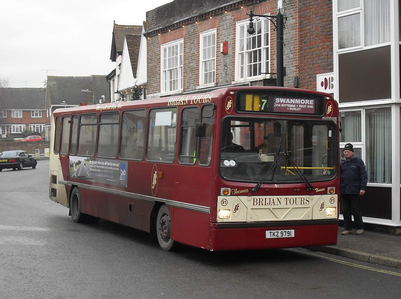 91 - TKZ9791 - Bishop's Waltham