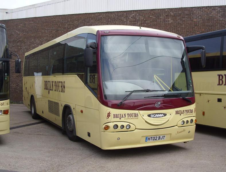 64 - HT02BJT - Brijan depot, Botley
