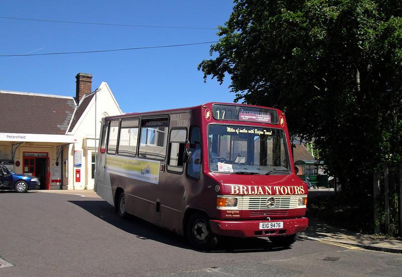 76 - EIG9476 - Petersfield (railway station)