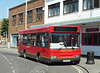 Y831TGH - Chichester (rail station) - 26.7.12