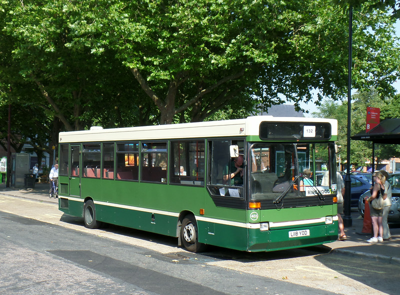 L118YOD - Ringwood (Meeting House Lane) - 24.7.14