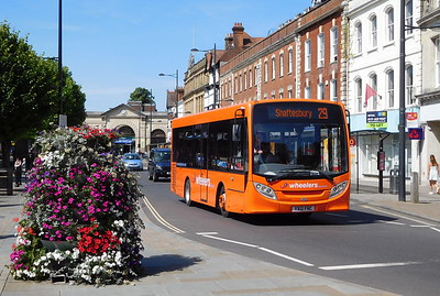 YX12FRC - Salisbury (Blue Boar Row)