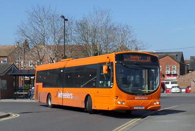 SF08RRO - Romsey (bus station)
