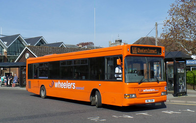 NIL7251 - Romsey (bus station) - 17.4.14