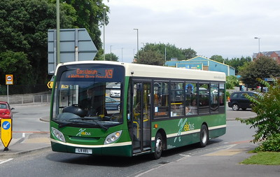 417 - L9XEL - Eastleigh (Station Hill)
