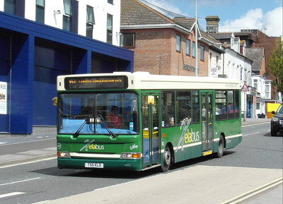 407 - T56KLD - Eastleigh (Station Hill) - 30.6.12