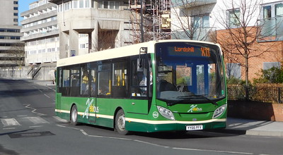 432 - YY66PFV - Southampton (Bechynden Terrace)