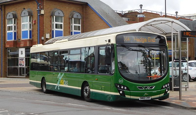 441 - SN60CNV - Eastleigh (bus station)