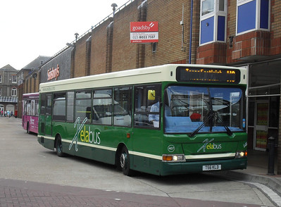 407 - T56KLD - Eastleigh (bus station) - 29.6.11