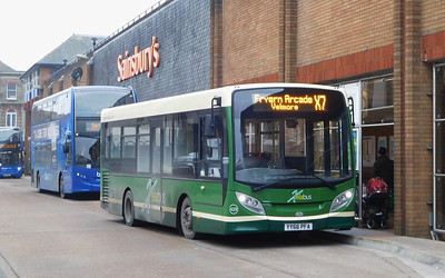 429 - YY66PFA - Eastleigh (bus station)