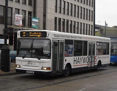 405 - S105EGK - Eastleigh (bus station) - 17.3.12