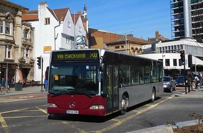 BX54EBG - Bristol (St. Augustine's Parade)