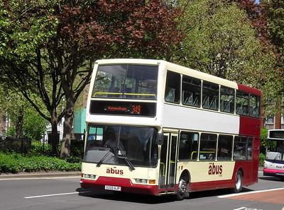 S333AJP - Bristol (Rupert St) - 4.5.10