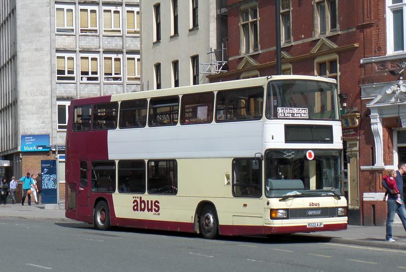 R229AJP - Bristol (Colston Avenue)