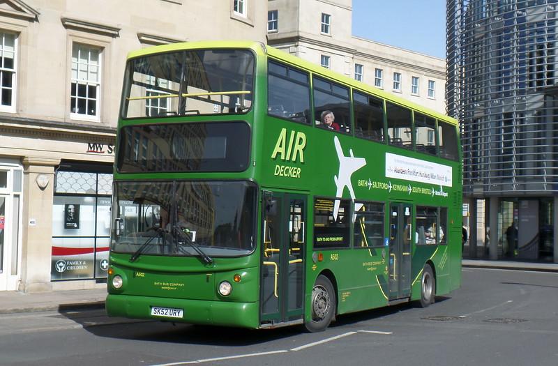 A502 - SK52URY - Bath (Broad Quay)
