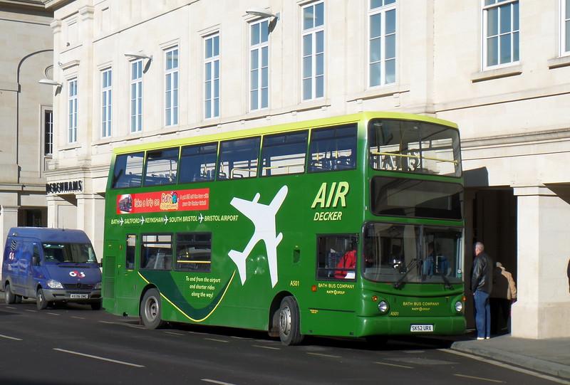 A501 - SK52URX - Bath (Dorchester St)