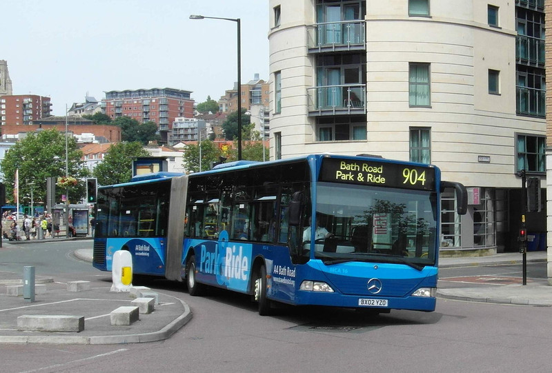 MCA16 - BX02YDO - Bristol (Baldwin St) - 11.8.12