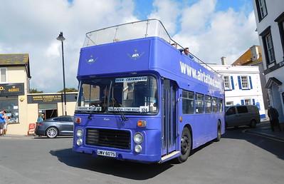 UWV607S - Lyme Regis (square)