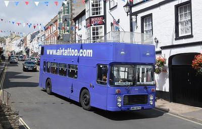 UWV607S - Lyme Regis (Broad St)