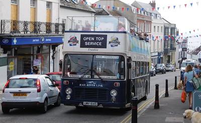 UWV614S - Lyme Regis (Broad St)