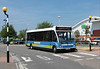 91 - UPV487 - Bridgwater (bus station) - 31.5.13