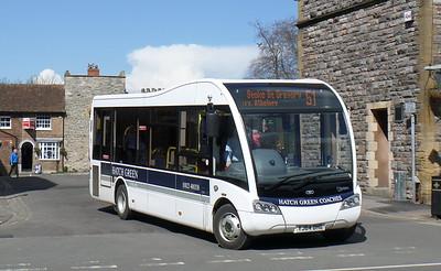 YJ64DHG - Taunton (Castle St)