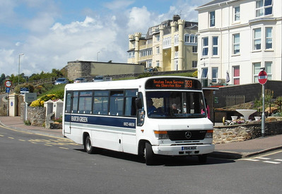 R841WOH - Seaton (seafront) - 3.8.13