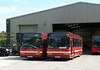 P112RGS - Bishop's Lydeard (QMS bus depot) - 29.7.14