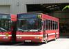 P87SAF - Bishop's Lydeard (QMS bus depot) - 29.7.14