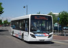 KX07OOY - Bridgwater (bus station) - 27.5.10