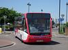 YJ57YCA - Bridgwater (bus station) - 27.5.10