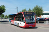 YJ57YCA - Bridgwater (bus station) - 31.5.13