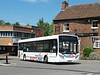 YX08HCC - Taunton (Castle Way) - 31.5.13