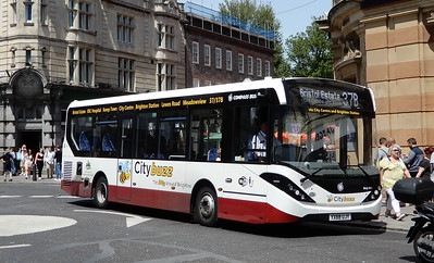 YX68UJY - Brighton (Castle Square)