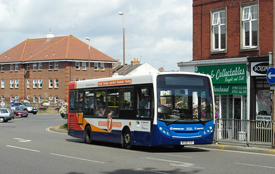 MX58VGP - Worthing (Marine Parade) - 22.8.12