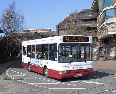 SN56AXC - Horsham (town centre) - 25.3.12