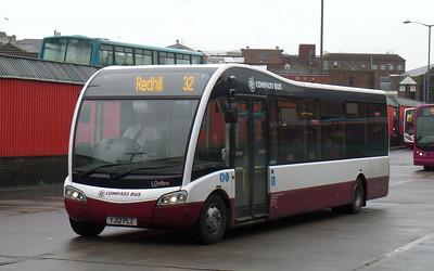 YJ12PLZ - Guildford (bus station)