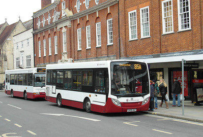 GX09AGZ - Chichester (West St) - 30.3.13
