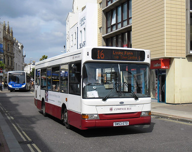 SN53ETO - Worthing (South St) - 31.8.11