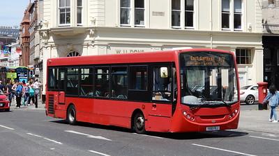 YX10FEJ - Brighton (Castle Square)