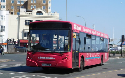 KX54NKE - Brighton (Old Steine)