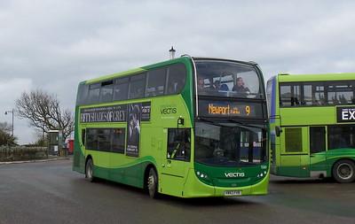 1580 - HW63FHB - Ryde (bus station)