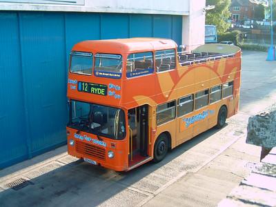 683 - 934BDL - Ryde depot - 3.8.05